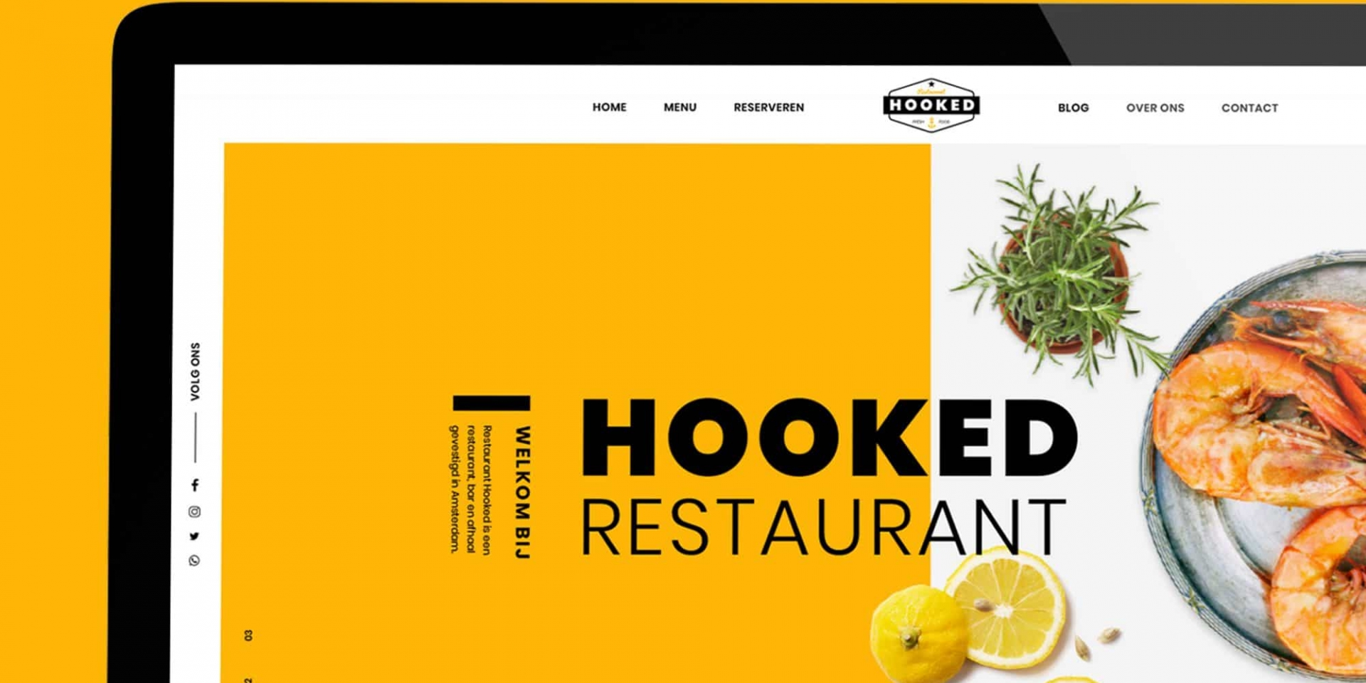 Restaurant Hooked